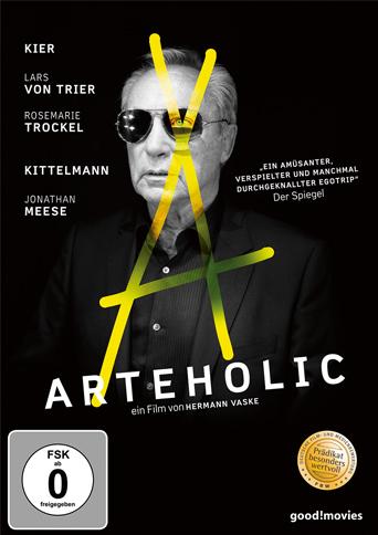Arteholic_DVD