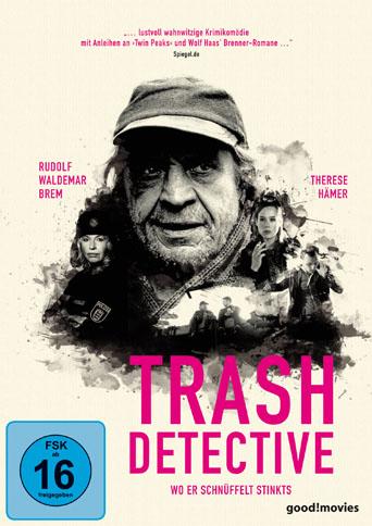 Trash DetectiveDVD